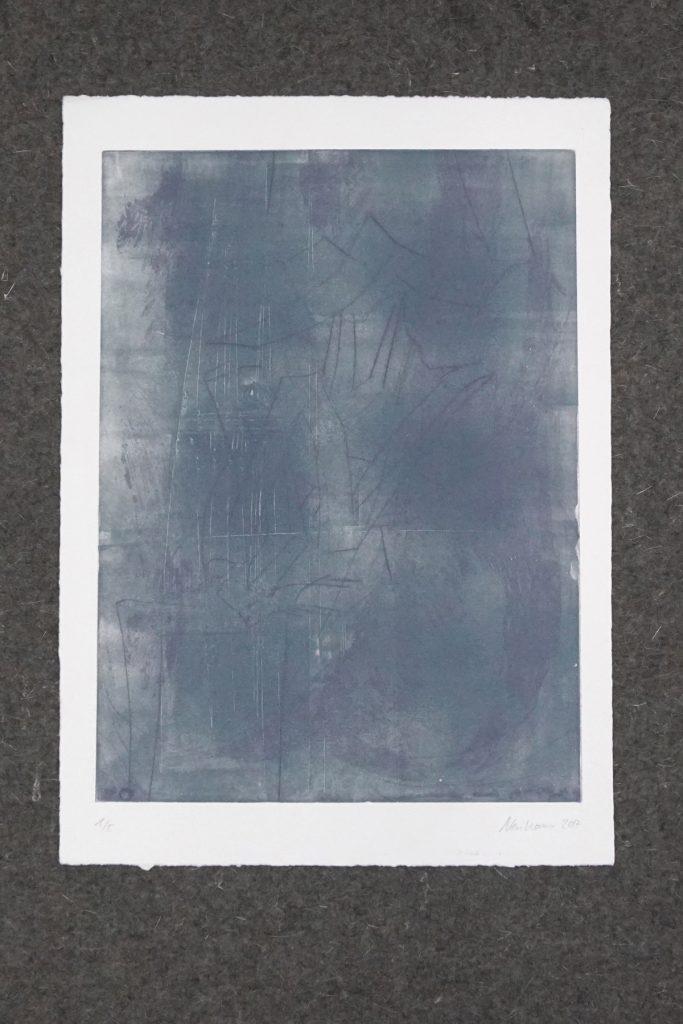 SUCHEN UND FINDEN_5, Kaltnadel und Aquatinta auf 300g Hahnemühle Kupferdruckkarton, ca.30x40cm, 2017